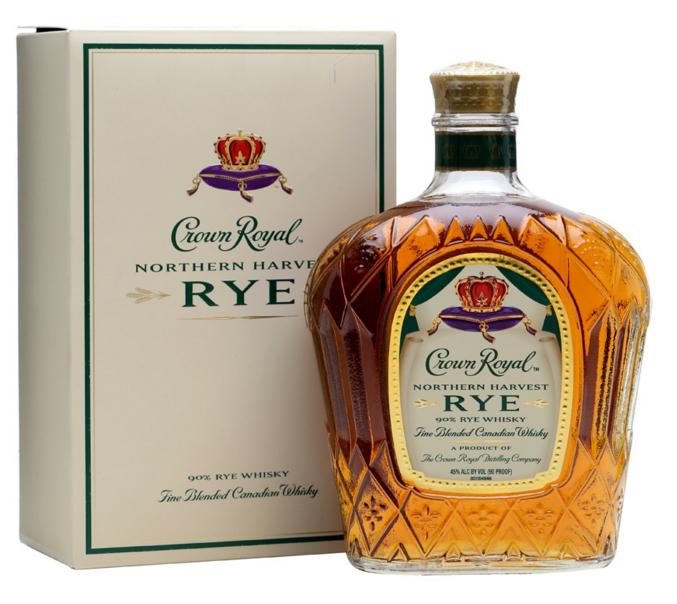 Whisky Brasil Melhor whisky de 2016 o Crown Royal Northern Harvest Rye