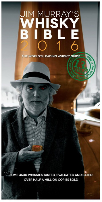 """Whisky Bible 2016"" do Jim Murray"