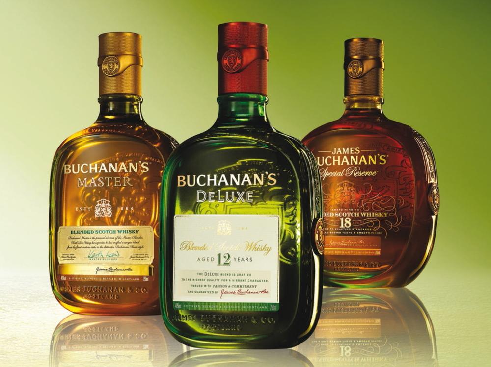 Whisky Brasil Buchanans