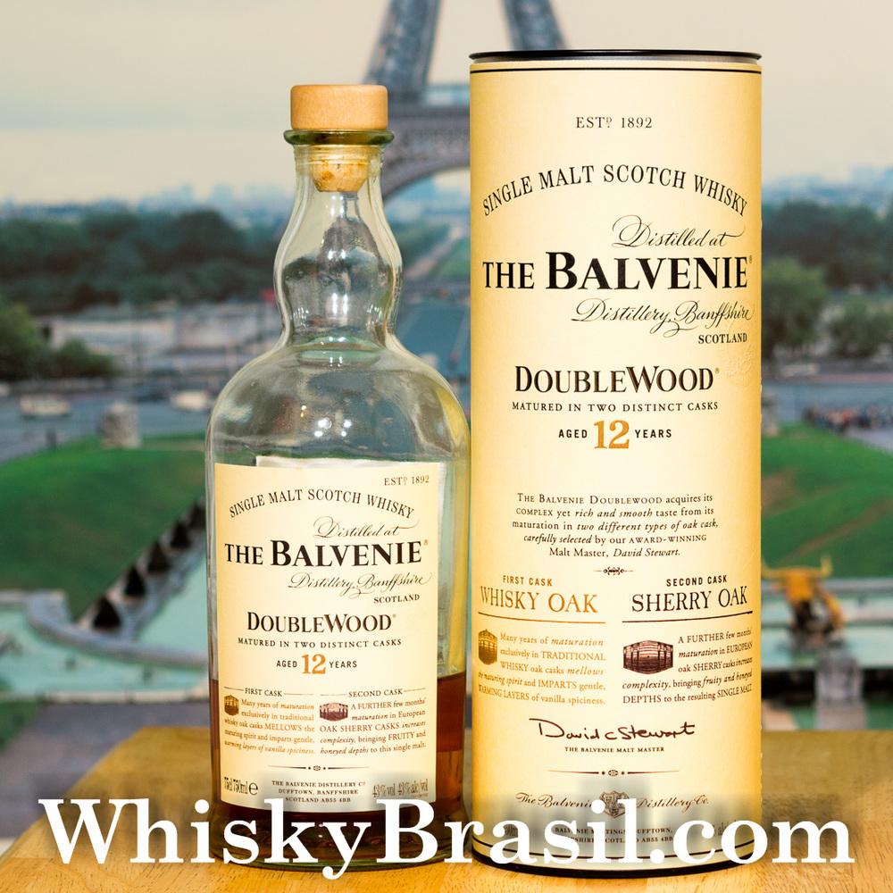 Balvenie 12 anos DoubleWood