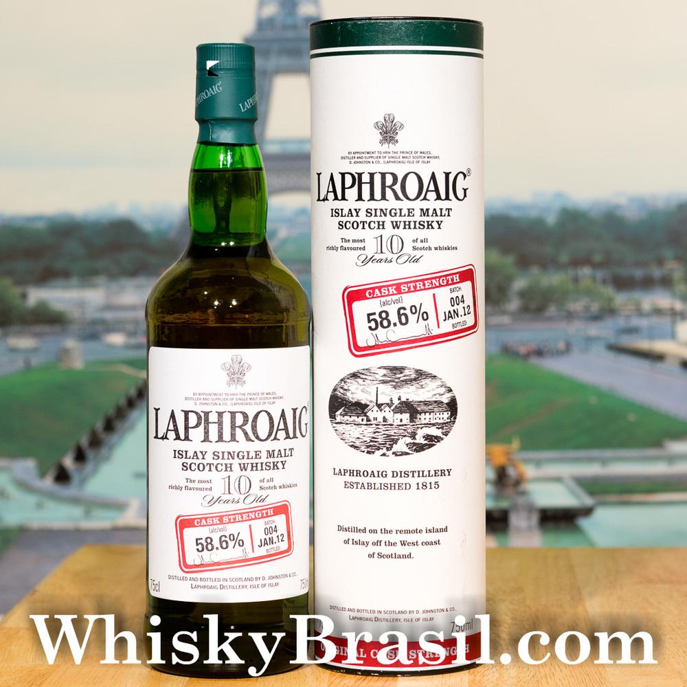 Laphroaig Whisky Brasil