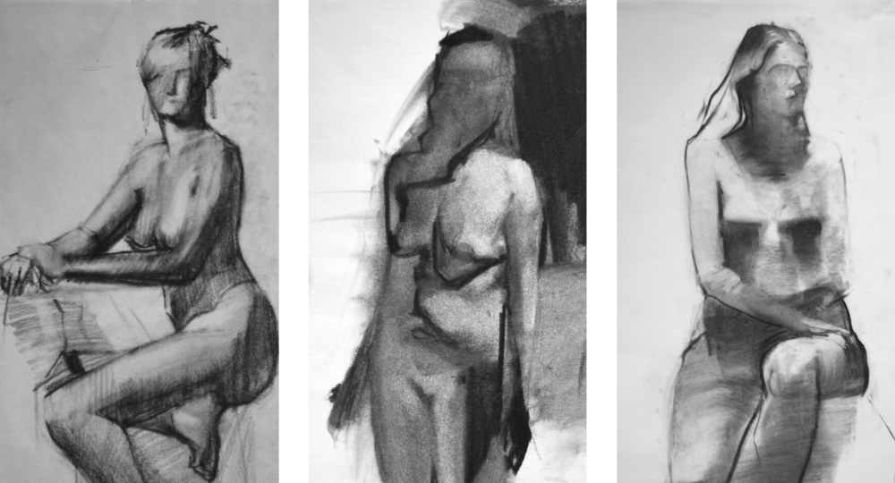 Figure_drawings, Robert Scobey