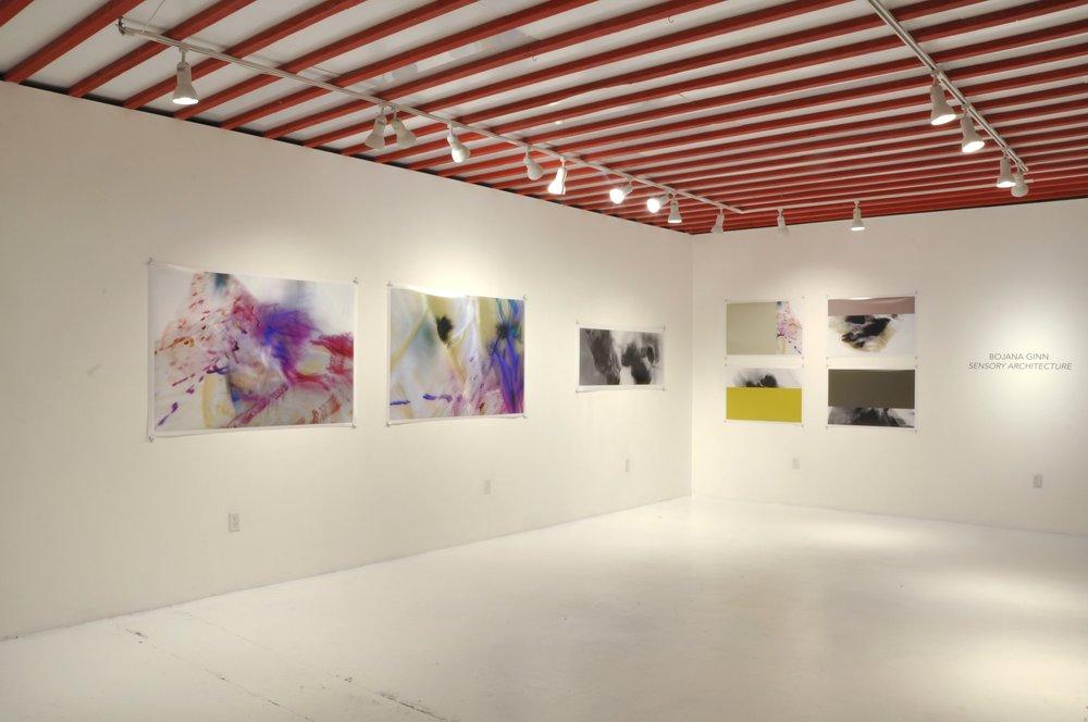 "Bojana Ginn ""Sensory Architecture"""