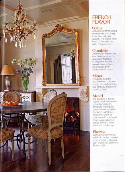 Beautiful Homes European Ease 2007Candelaria