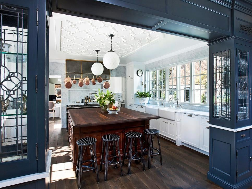 Hgtv Our 50 Favorite White Kitchens That Are Anything But Vanilla
