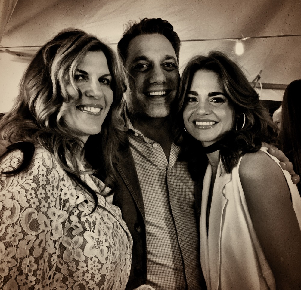 New York Designer and TDN Star Thom Filicia at the TDN Season Kickoff Party