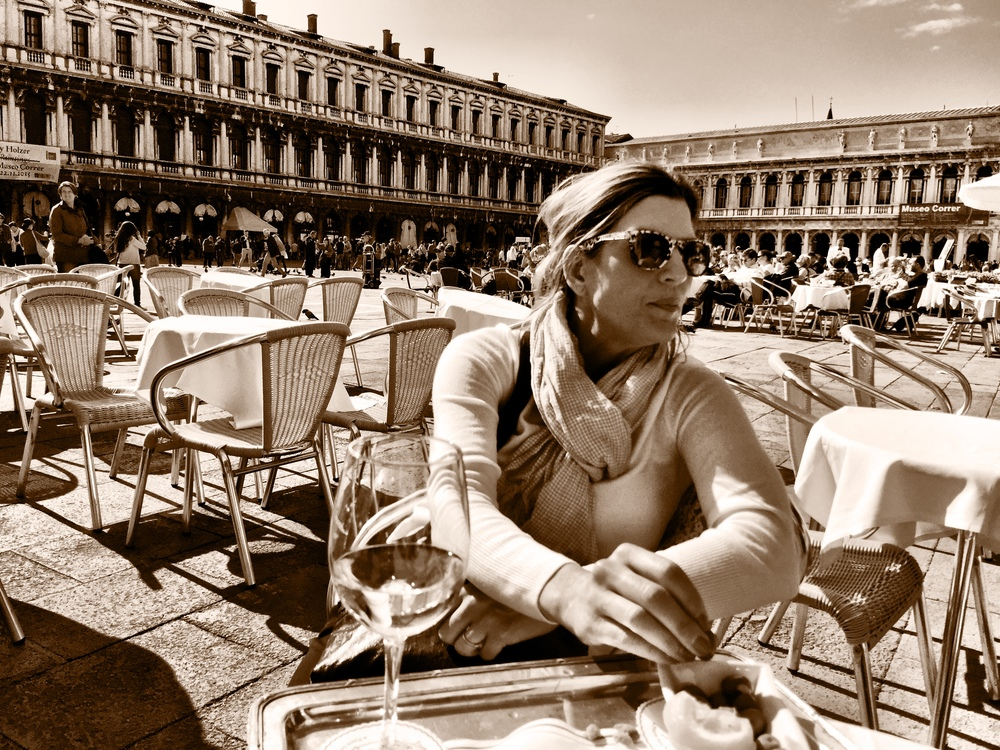 St. Mark's Square - Venice