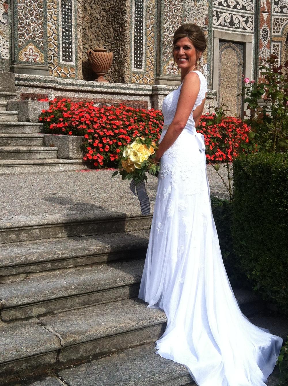 Isabel Wedding Day 9.16.13