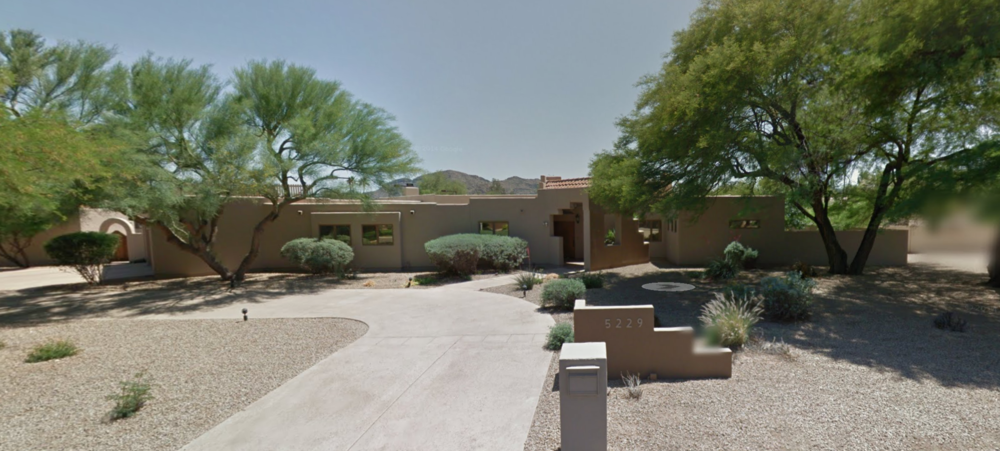 The Van Houten Residence, Paradise Valley