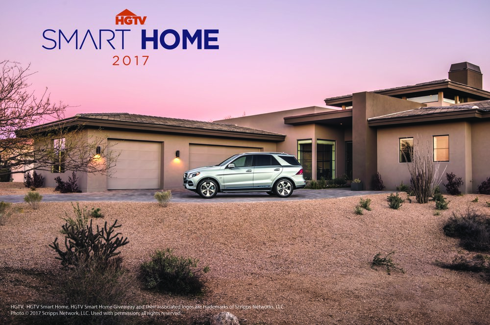 HGTV Smart Home 2017 front with Mercedes dusk.jpg