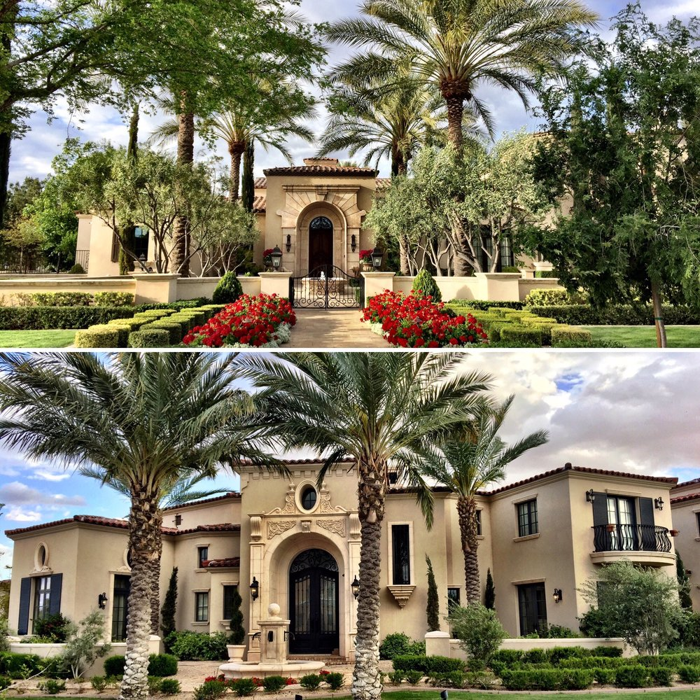 Two Candelaria Design Homes in Fulton Ranch, Chandler