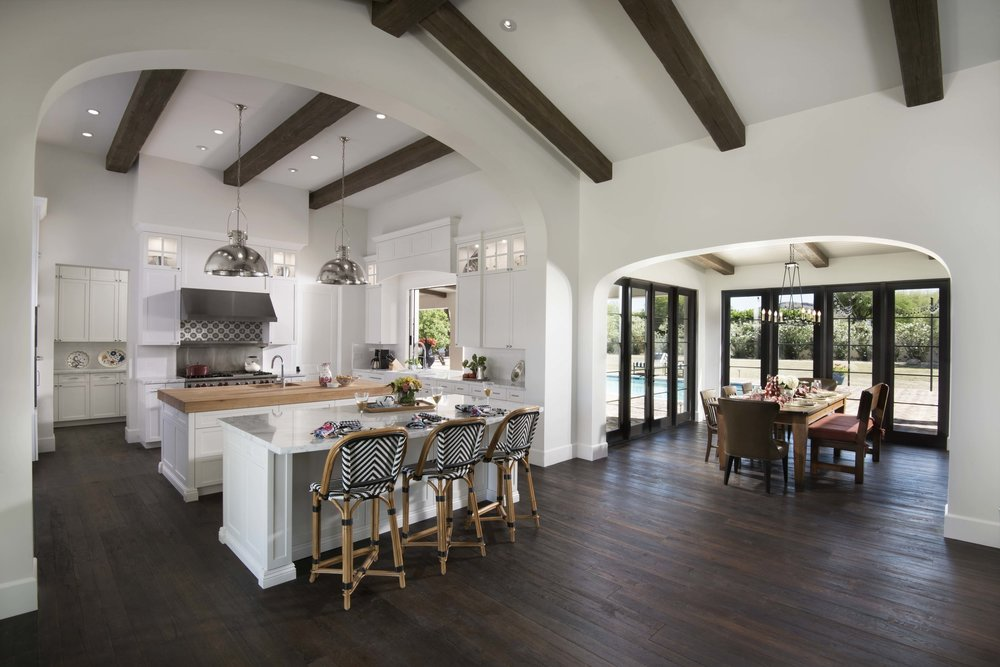 Houzz New This Week 3 Gorgeous White And Wood Kitchens Candelaria