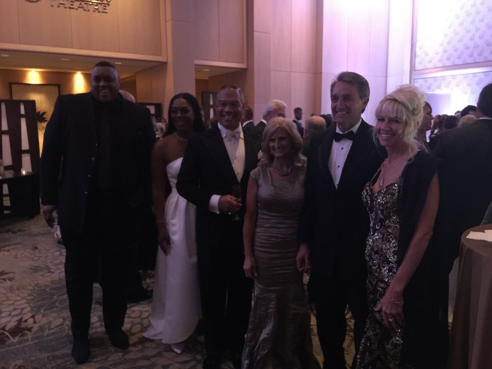 Arizona Heart Ball with Senator Jeff Flake