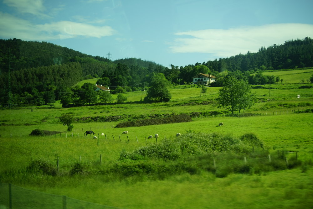 The Basque Countryside