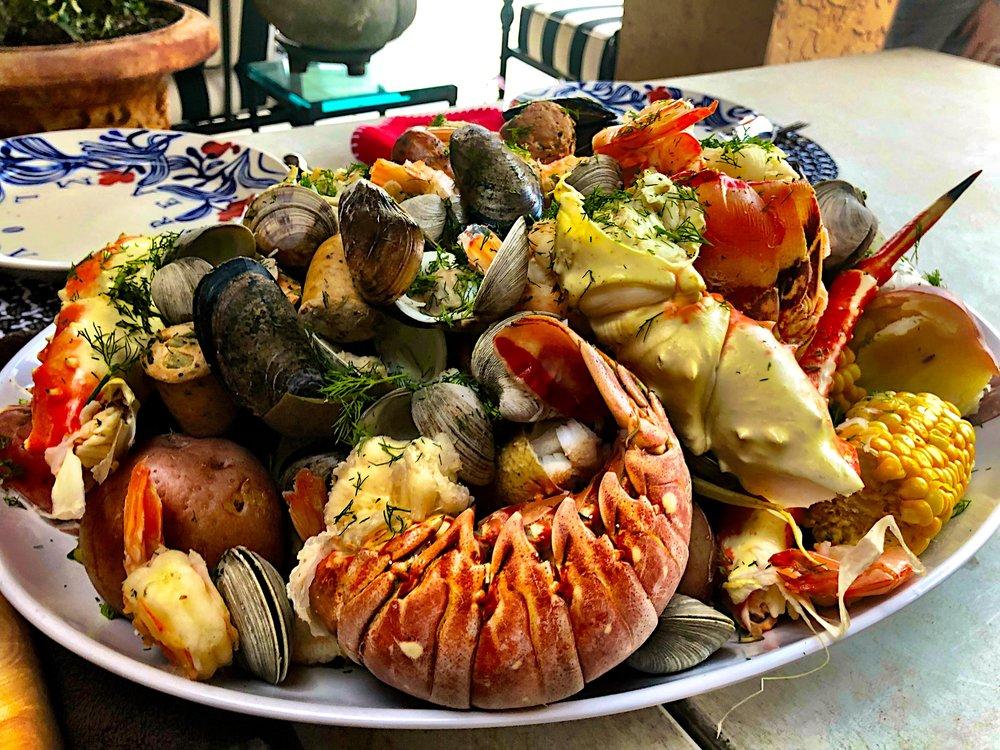 MC's seafood boil