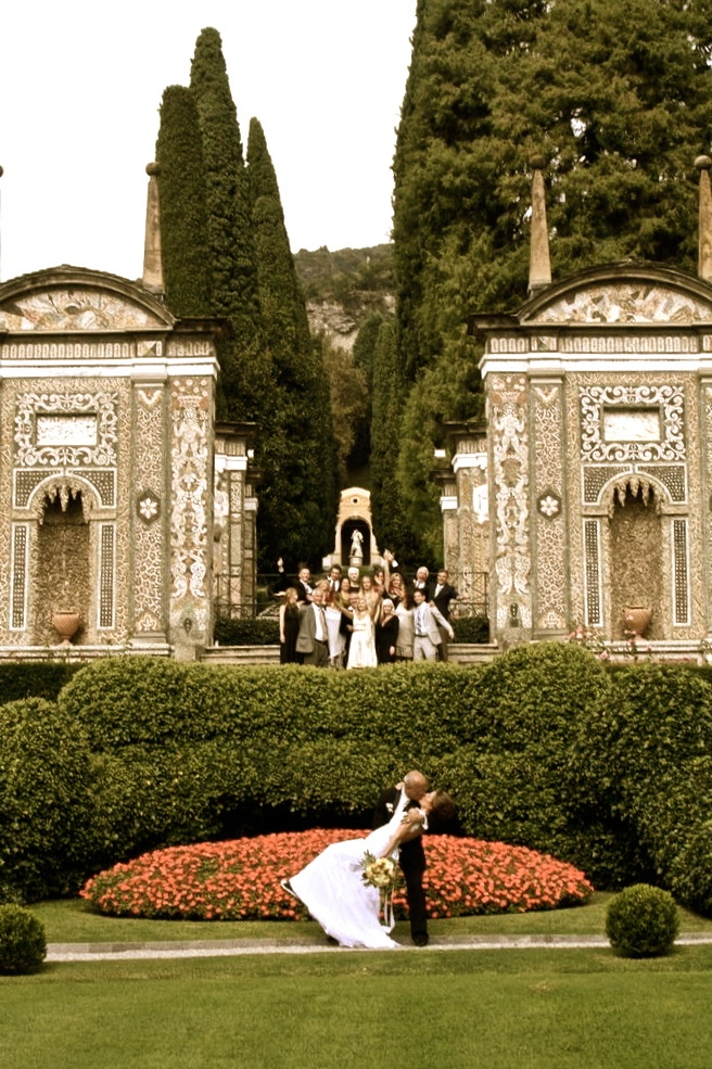 Wedding Day 2013 Villa d'Este, Lake Como, Italy Photo by Scott Jung