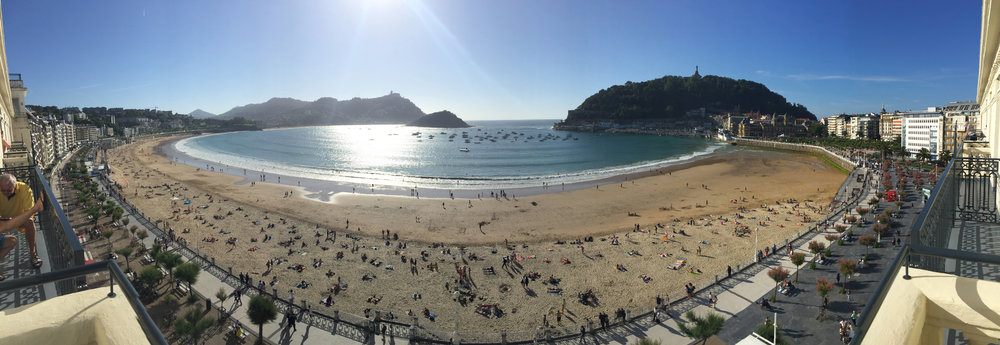 Candelaria Design Tour Spain 2019 - San Sebastian