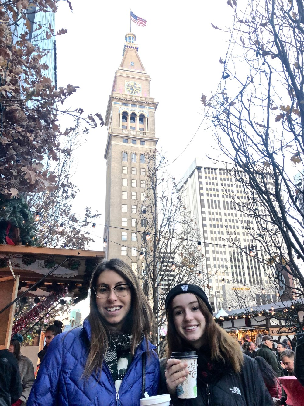 Tiffany and Bella in Denver