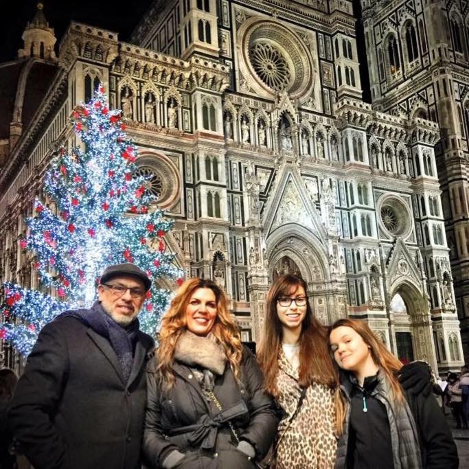 Candelaria Christmas in Italy 2015