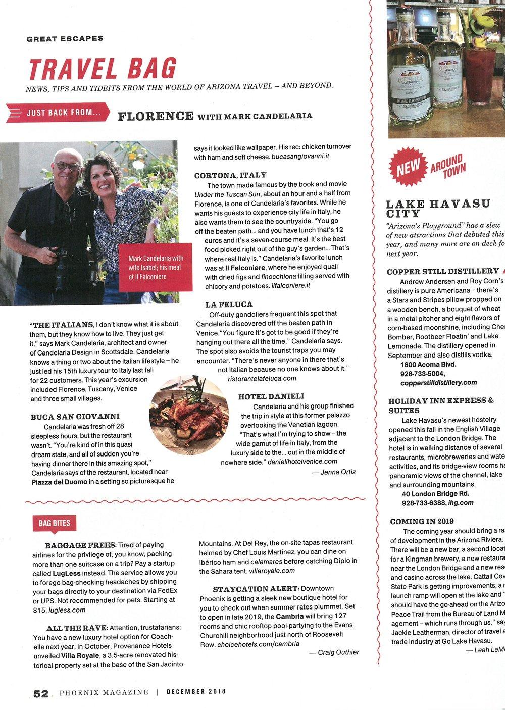 Candelaria Tour Italy. Phoenix Magazine 2018.jpg