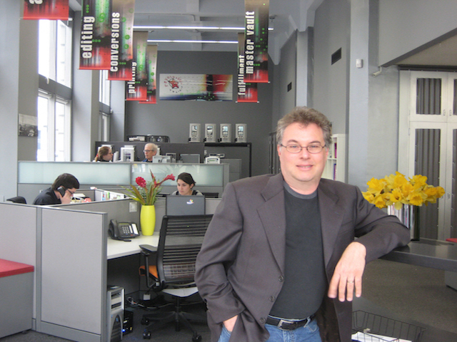 Paul Grippaldi, founder and CEO of Digital Revolution