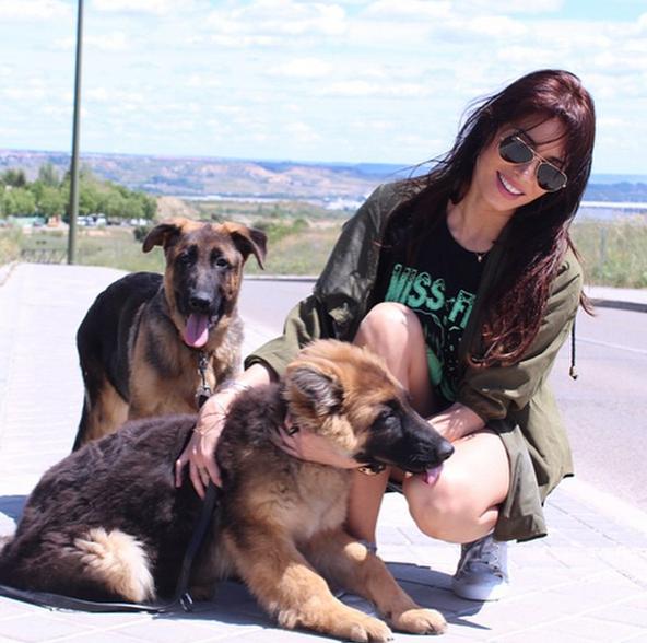 Pilar Rubio instagram