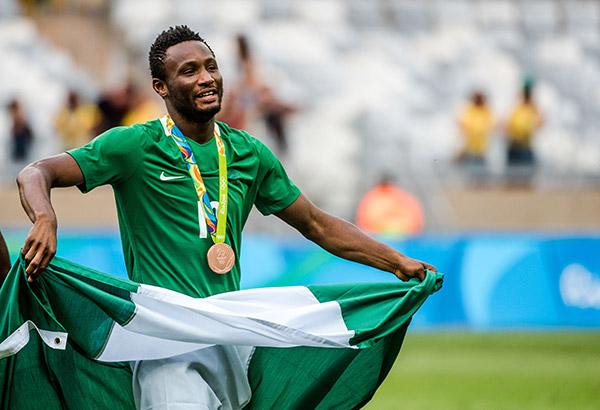 nigeria rio olympic soccer