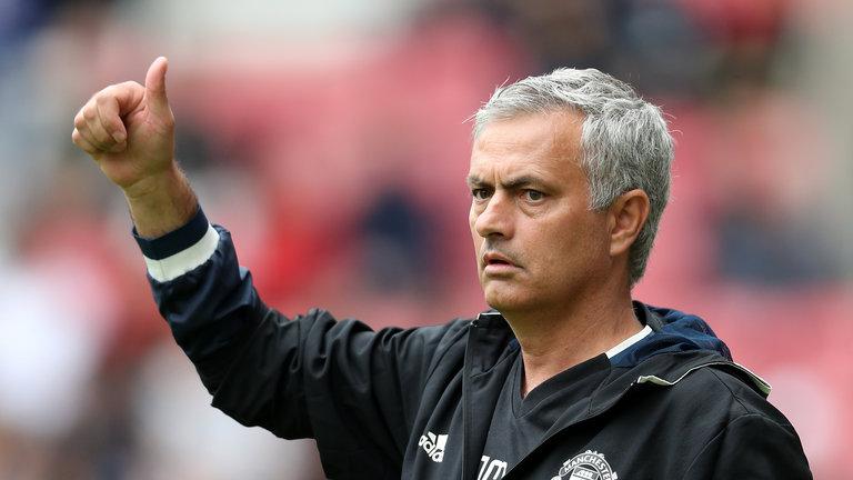 Jose Mourhino Manchester United