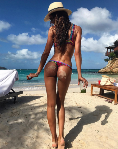 Izabel Goulart victoria secret