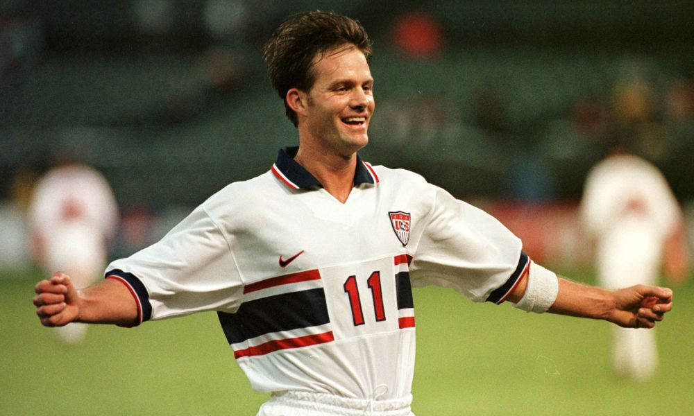 Eric Wynalda interview