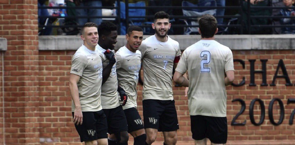 wake forest men's soccer