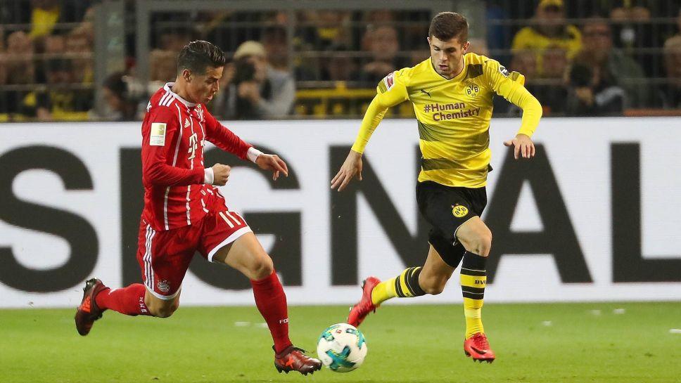 Bayern Munich vs. Dortmund preview