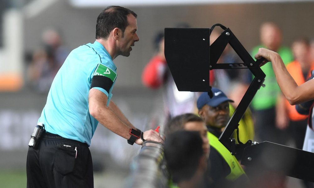 Don't go too VAR with replay -