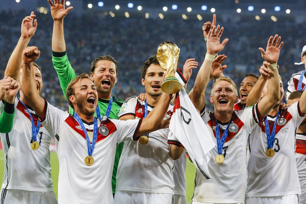 Germany World Cup 2014 Champions