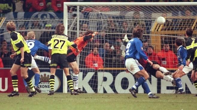 The famous/infamous Jens Lehman goal