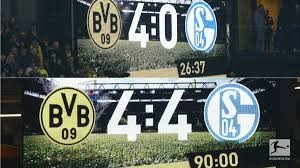 The Revierderby does not disappoint