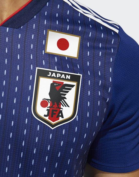 Japan Soccer Crest
