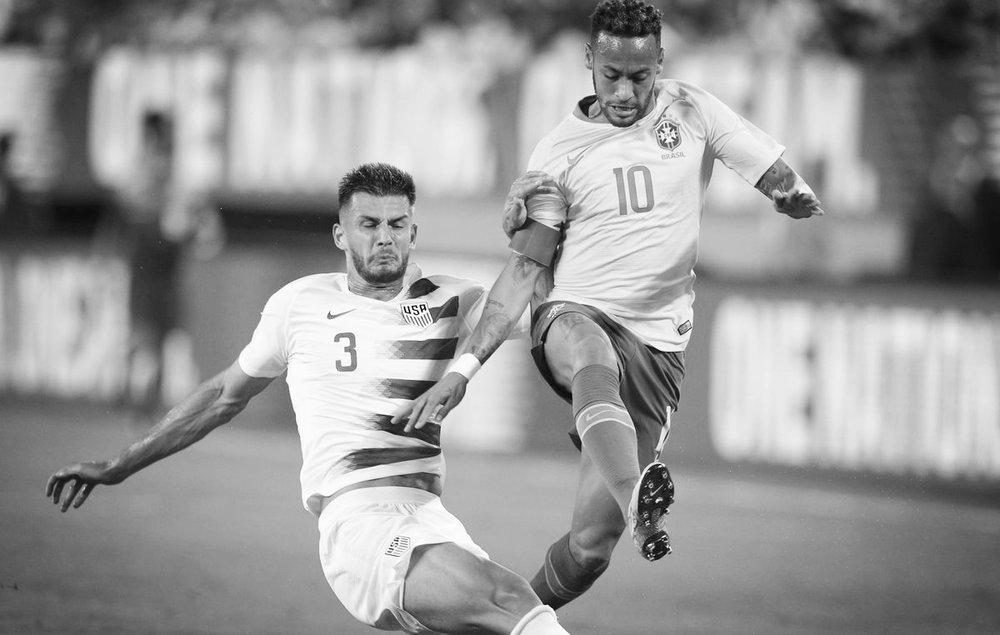 Episode 1: USA vs Brazil, Premier League recap, UEFA Nations League, international friendlies, death threats and more! -