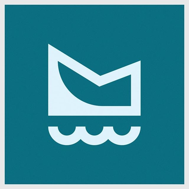 LOGO DESIGN - Berg⠀ --⠀ A little doodle I made sometime ago based off an iceberg just for fun. Maybe for a winter-wear apparel shop? Didn't want it to collect virtual dust, so showcasing it here :)⠀ ----------⠀ #logo #logos #logodesign #logodesigner #logoinspirations #mylogoinspirations #logotype #logomark #logoconcept #logoprocess #logoawesome #logoxpose #thedesigntalks #design #designs #designer #designspiration #graphicdesign #graphicdesigns #graphicdesigner #icon #icondesign #adobe #illustrator #vector #brand #branding #brandidentity #art #simplycooldesign @logoinspirations @goodtype @logolearn @thedesigntalks @logonew @graphicdesignblg @graphicdesigncentral @twinelogos