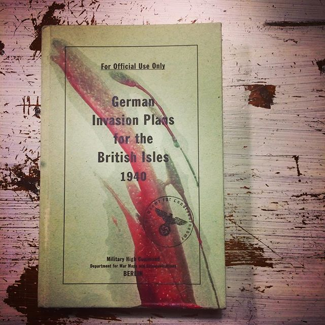 German invasion plans for the British Isles  #wwii #history #europe