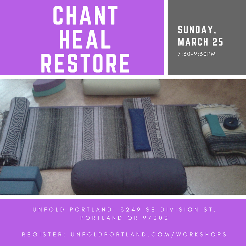 Chant Heal Restore March 25, 2018.png