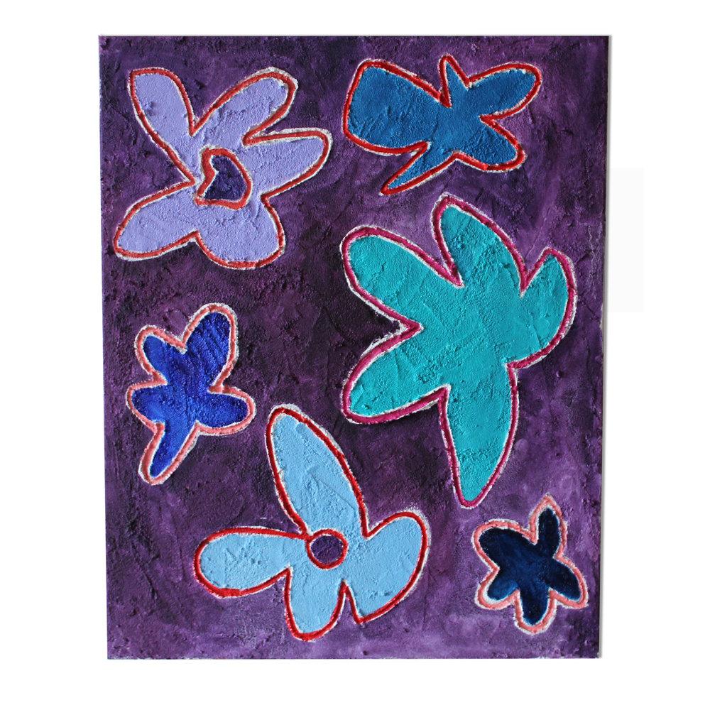 Wildflowers (purple)