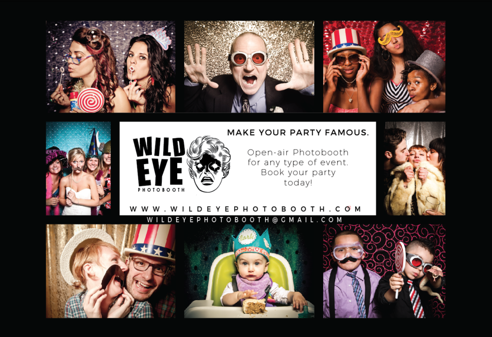 Wild Eye Photobooth