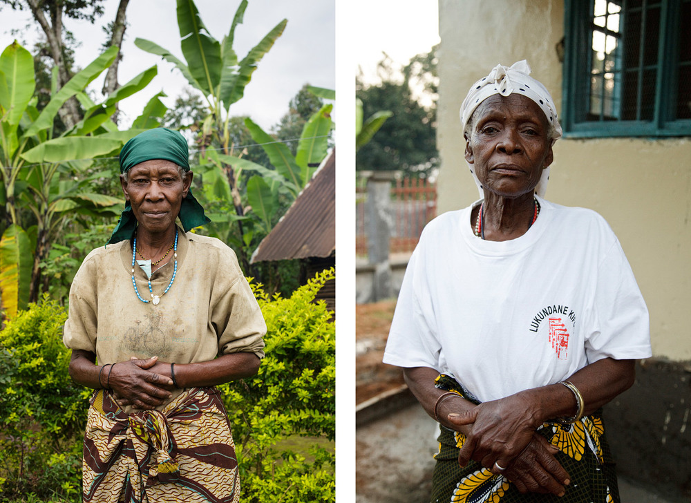 Local women in Kibosho-Umbwe