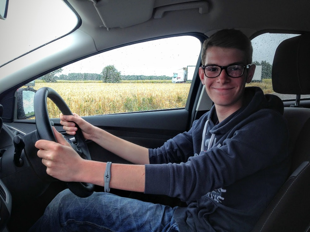 Under 17 off road driving lessons
