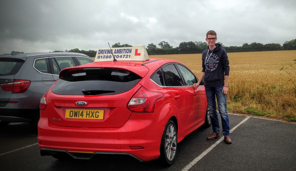 under 17 driving lessons from Driving Ambition Brackley