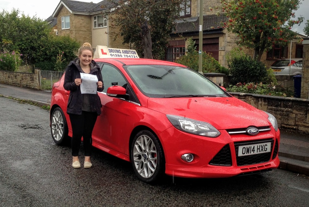 Brackley driving lessons 2015