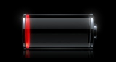 iphone battery low