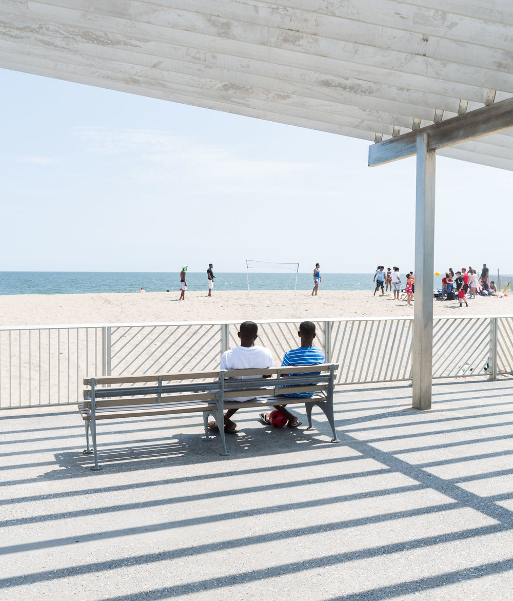 Rockaway Beach for The New York Times