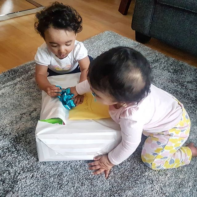 It was the twins' first #Easter and we had so much fun!! 🐰🐰 #family #twins #food #foodie #foodporn #foodstagram #instafood #instagood #foodcoma #foodpic #foodpornTO #Torontofood #Torontoeats #tasteToronto #foodToronto #latergram #delicious #yummy #tasty #nomnoms #Toronto #6ix
